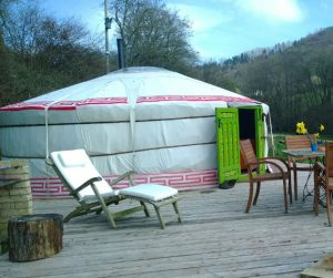 Authentic Mongolian Yurt Company