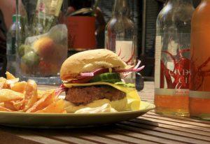 Dome Garden Burger