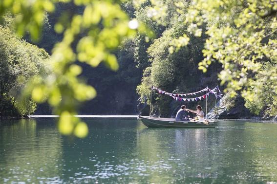 Cornish Tipi Weddings Lake