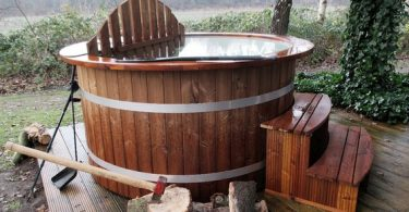 NAKED FLAME Hot Tubs