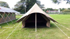 boldscan safari tent for two