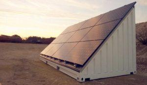 gaia solartainer