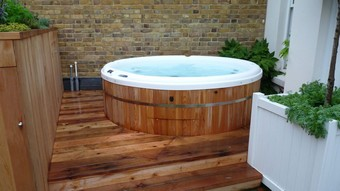 Urban Cedar Hot Tubs