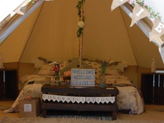 Wedding Glamping
