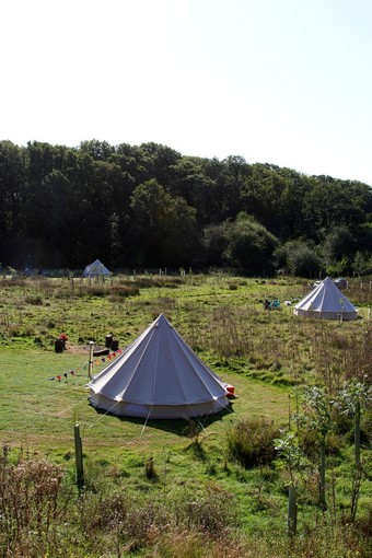 The Secret Campsite, East Sussex
