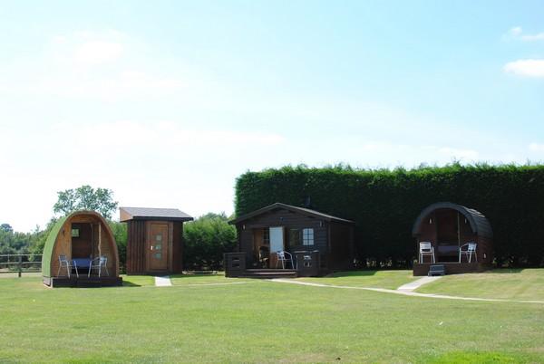 Outdoor huts