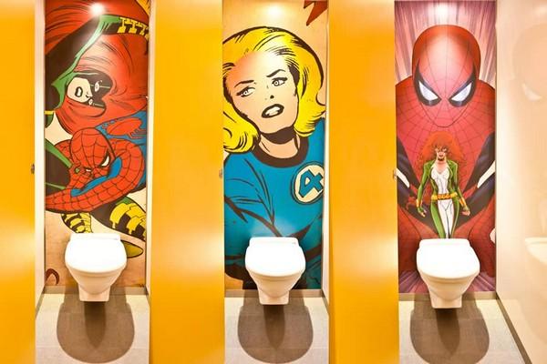Classic Chambers toilets