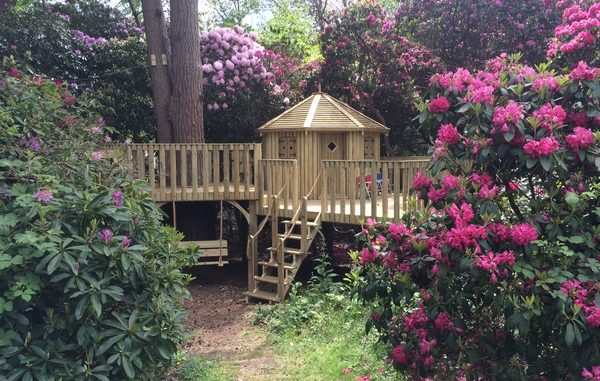 Cheeky Monkey Treehouses