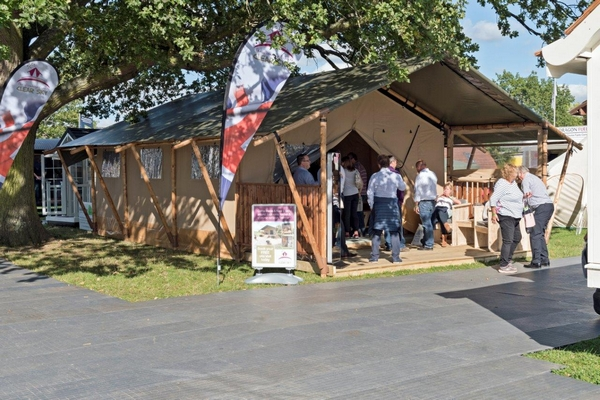 Glamping Show 2017