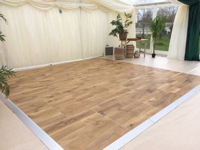 Portable Floor Maker dance floor