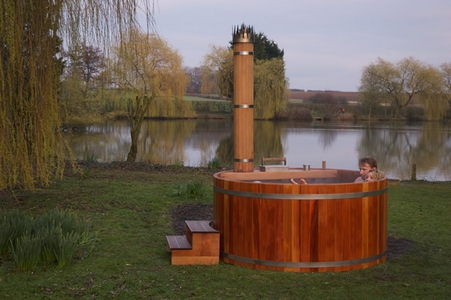 Forestflame Wood-Fired Hot Tubs