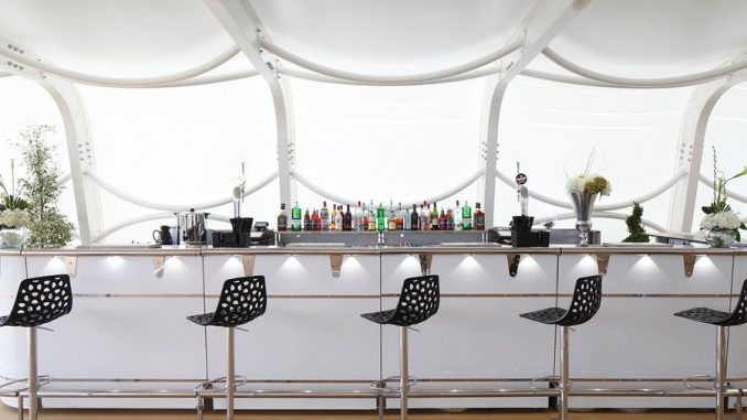 Indoor bar