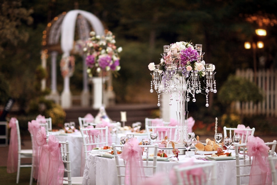 Event table layout
