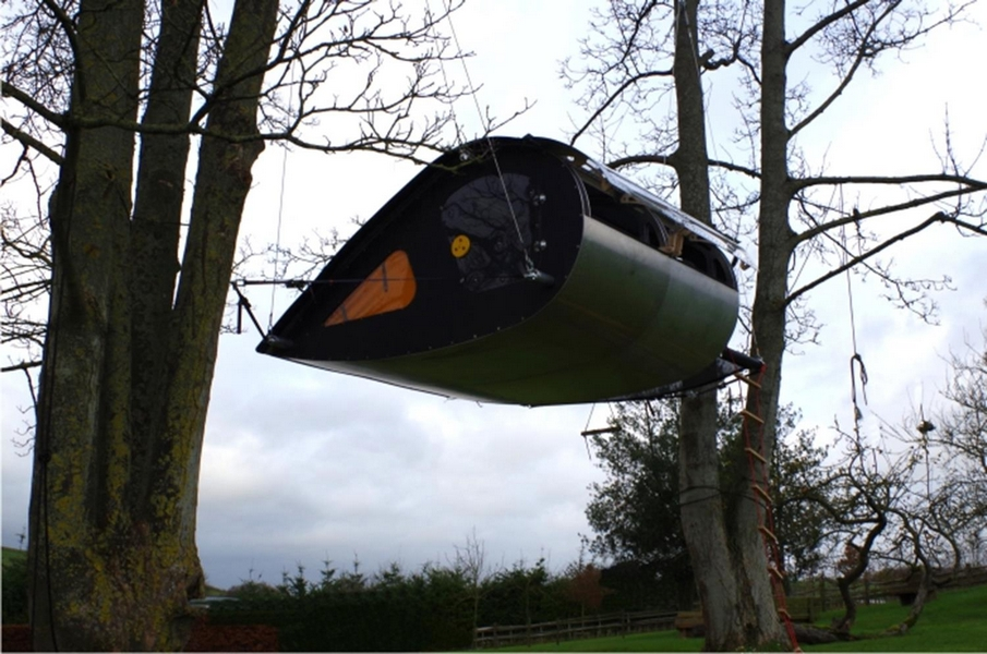 The Tree Wing from Tree Tents International