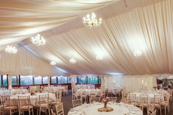 Crockwell Farm Indoor Marquee