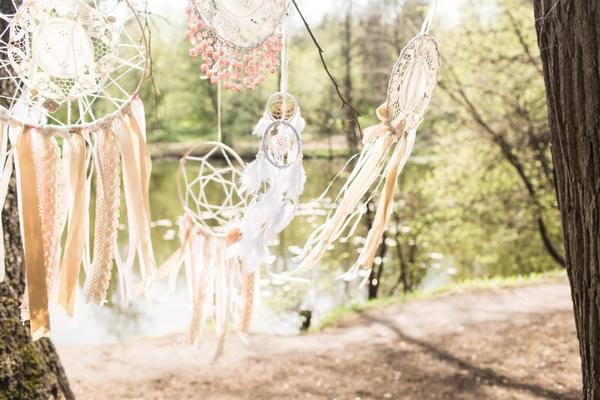 Wedding dreamcatcher