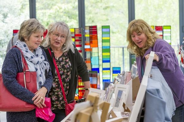 Rosemore Spring Craft and Design Fair