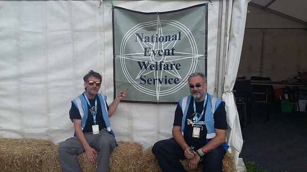 National Event Welfare Service