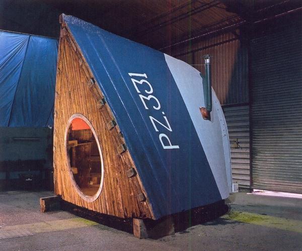 Marine design pod
