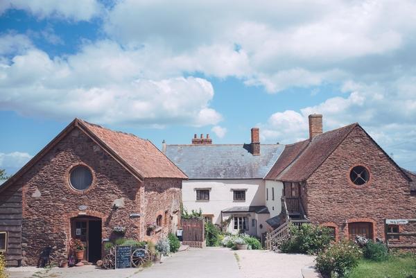 Huntstile farm buildings