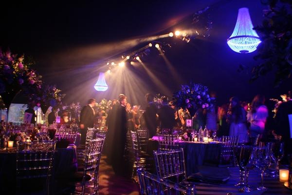 Version Events event lighting