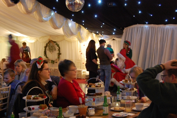 Riverhill Christmas event