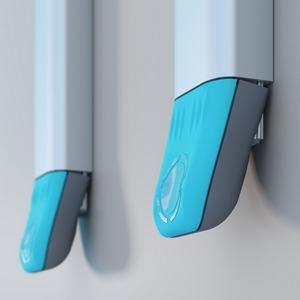 Duso style Horne shower panels