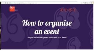 How to organise an event guide