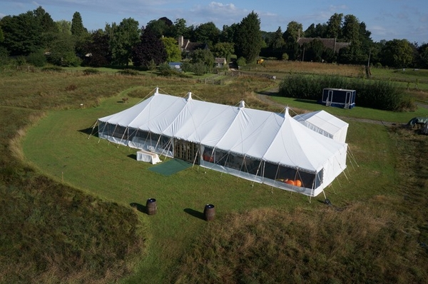 Church Farm Weddings Marquee