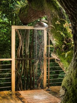 Woodman's Treehouse, Dorset