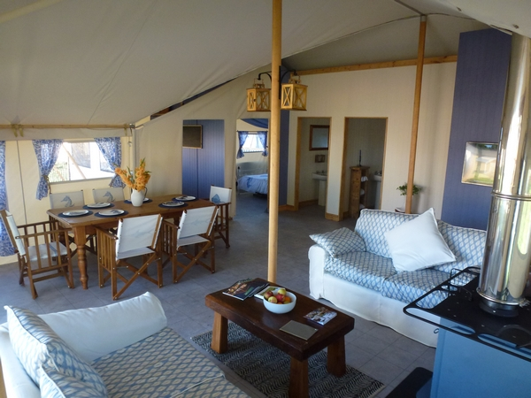 Albion Canvas Glamping