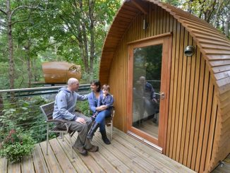 Glamping market trends