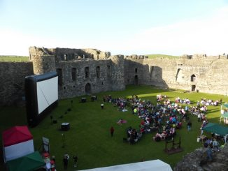 Outdoor Cinema from Urban Entertainment