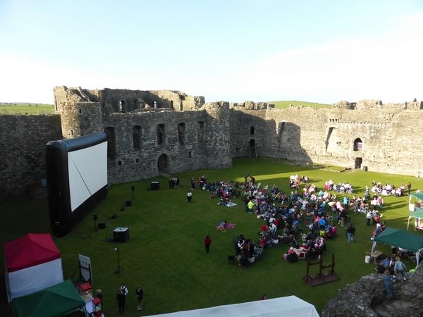 Outdoor Cinema from Urban Entertainment