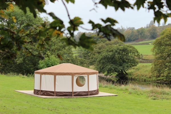 BCT Outdoors Yurt