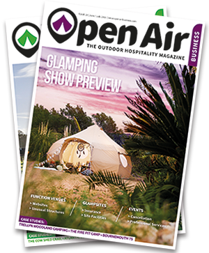 Open Air Business Covers