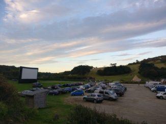 Skylight Cinema outdoor cinema