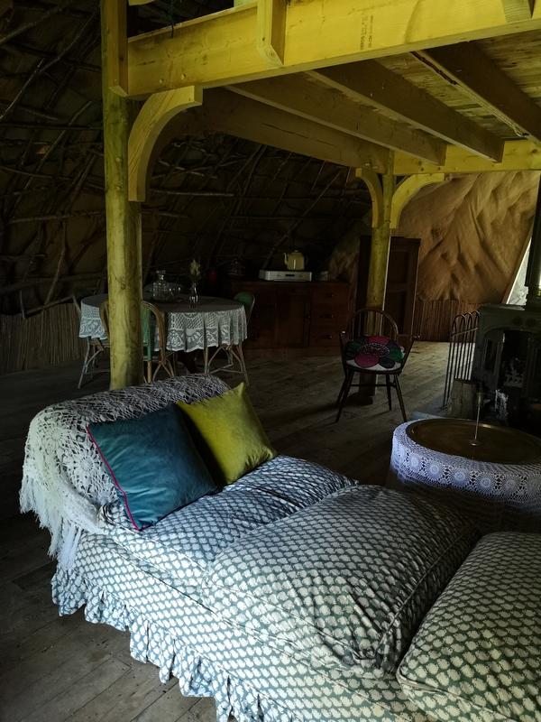 Fire Pit Camp accommodation