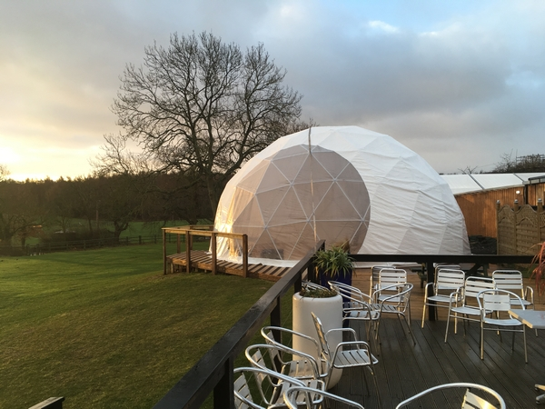 The Domes Heart of England Conference and Events Centre