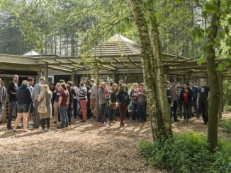 Center Parcs venue showround