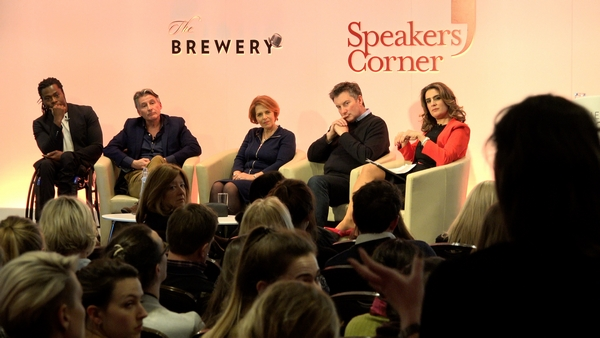 The Knowledge Guild - speaking opportunity and event by Speakers Corner and The Brewery