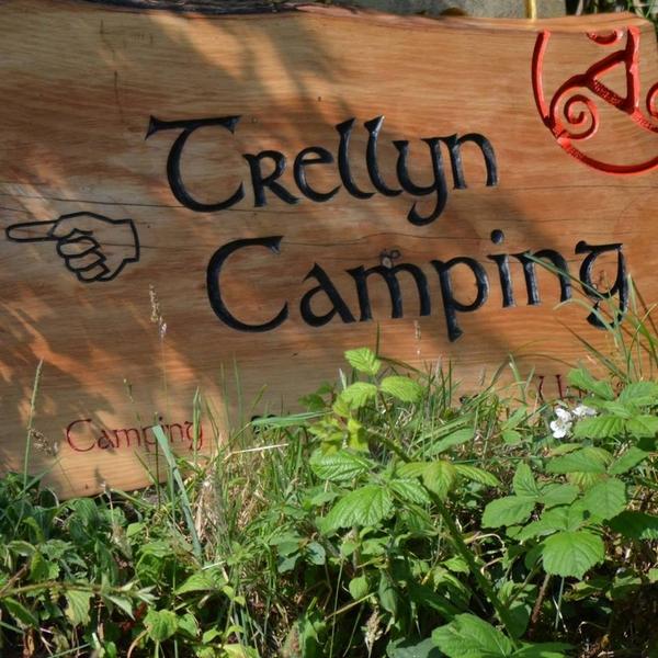 Trellyn Camping