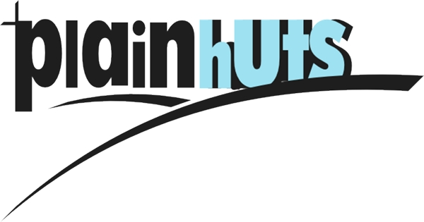 Plain Huts logo