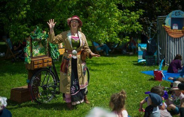 The Contemporary Craft Festival Devon