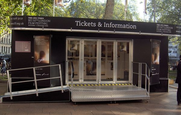 Showmobile services Tickets and Information mobile ticket office