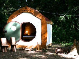 The Shire Huts