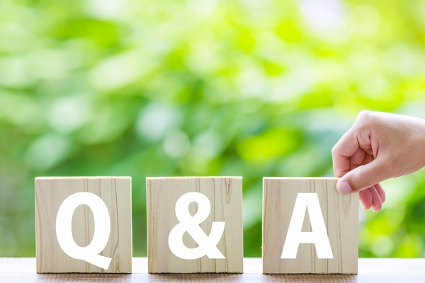 Q&A for wedding venues