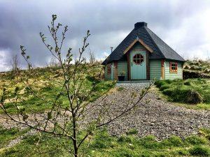 Skye Eco Bells cabin