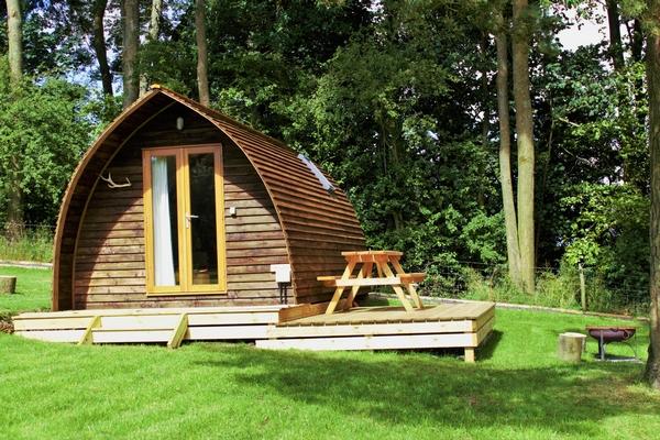 Wigwam Holidays cabin