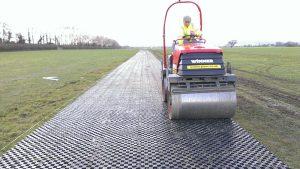 S2T Metal trackway